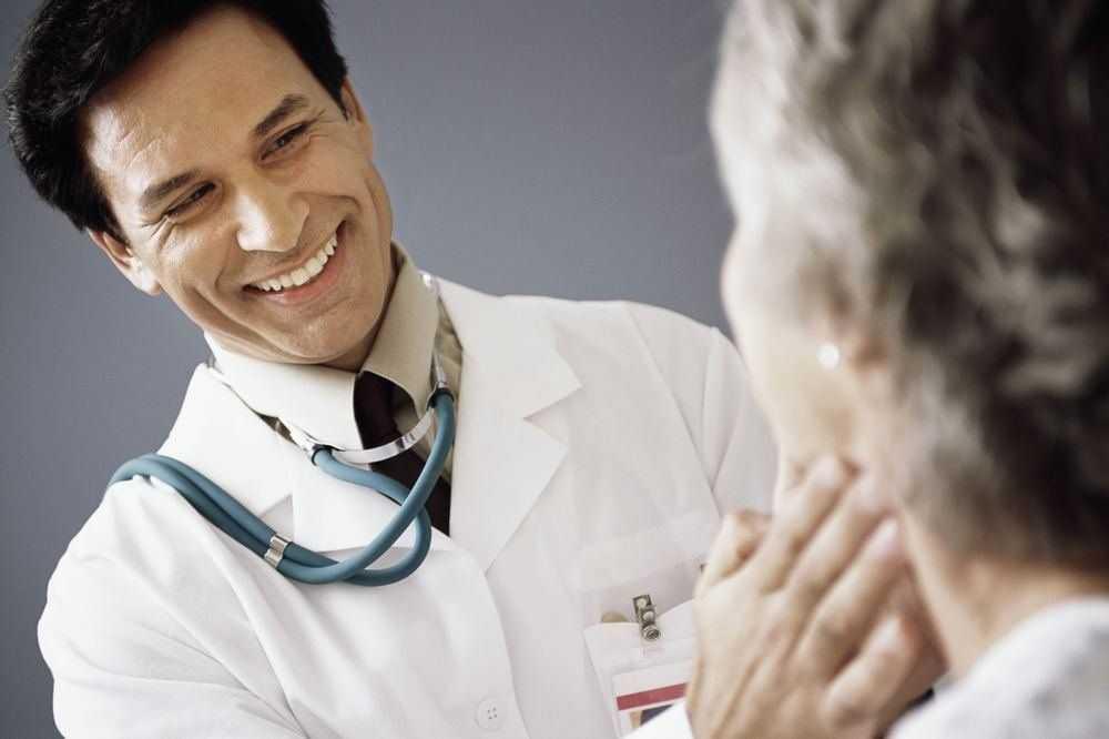 Відвідування ендокринолога при Цукрове діабеті
