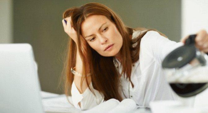 Постійна втома і слабкість: причини у жінок