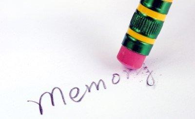 Втрата пам'яті: причини, симптоми і ознаки
