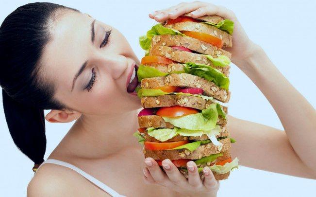 підвищений апетит
