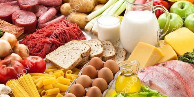 Правильне харчування як профілактика карієсу