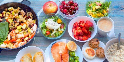 Правильний раціон харчування