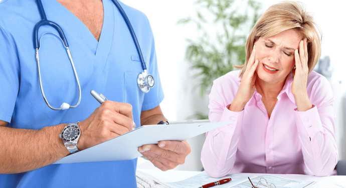 Запобігання та усунення нервово-психічних розладів при болю язику
