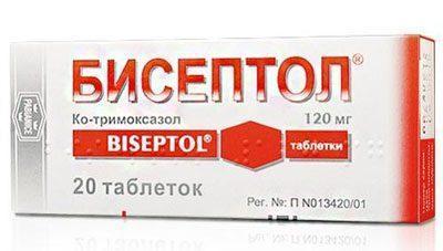 препарат бісептол