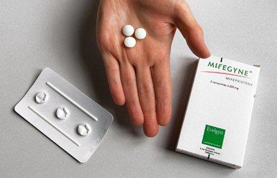Препарат для медикаментозного аборту Міфегін