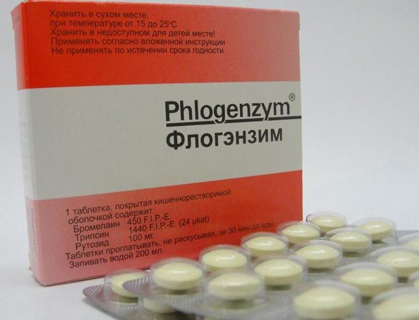 препарат Флогензім