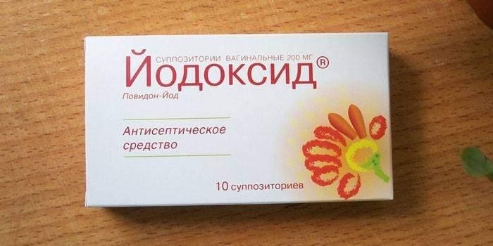 препарат Йодоксид