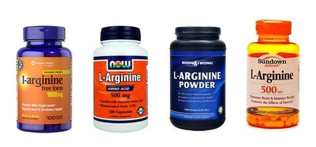 Препарат «L-аргінін»