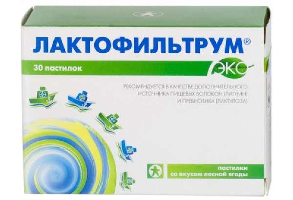 препарат Лактофільтрум