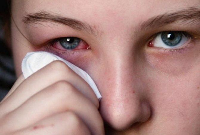 Препарат застосовують в терапії очних хвороб