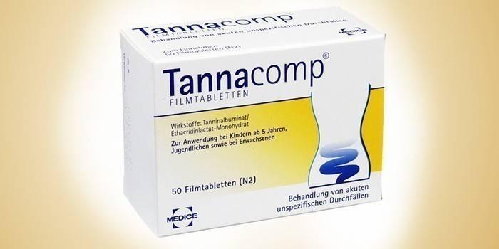 препарат Таннакомп