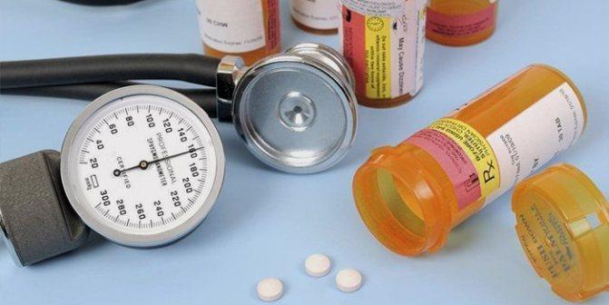 препарати для лікування тиску
