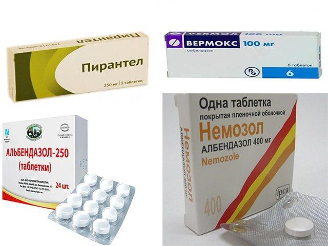 Препарати для лікування
