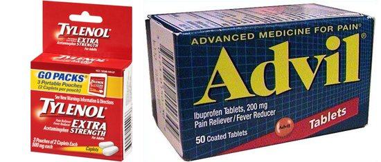 препарати для зняття болю