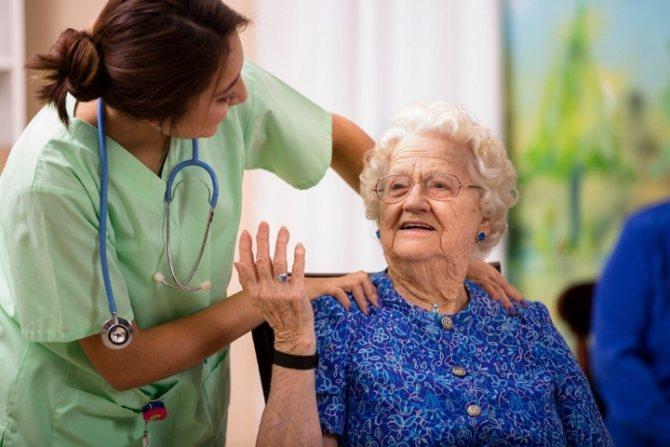 препарати при старечій деменції