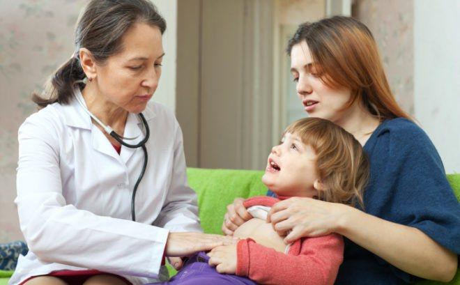 При виявленні симптомів потрібно звернутися до лікаря