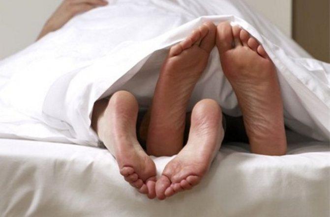 Причиною міоми може бути нерегулярний секс