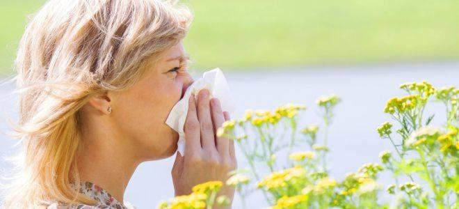 Причини алергії на пилок