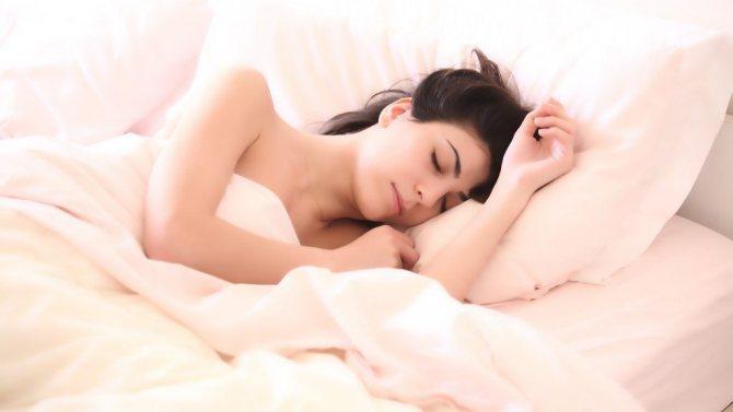 причини безсоння у жінок