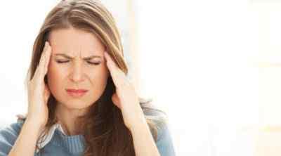 Причини болю голови