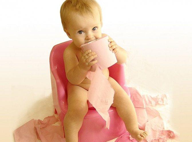 Причини, лікування и що робити відразу при проносі у дитини