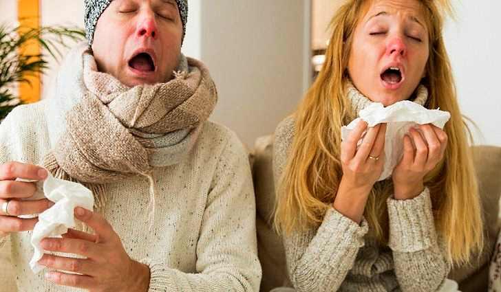 Причини Поширення грипу