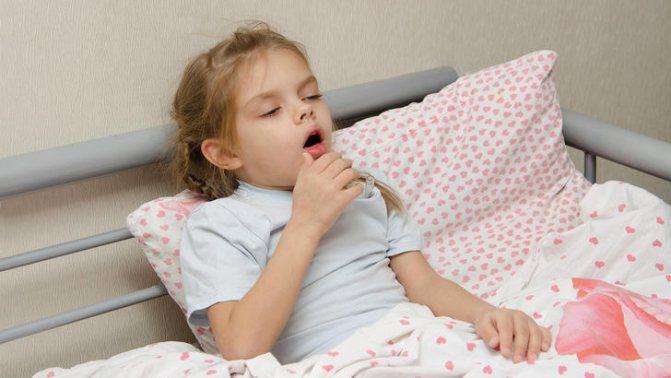 Причини Виникнення бронхіту у дитини
