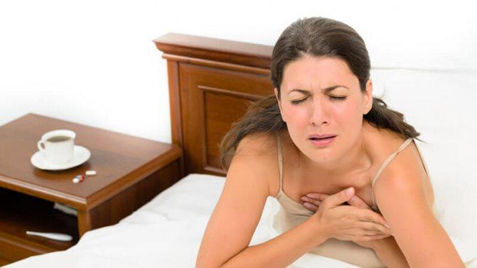 причини виникнення міжреберної невралгії