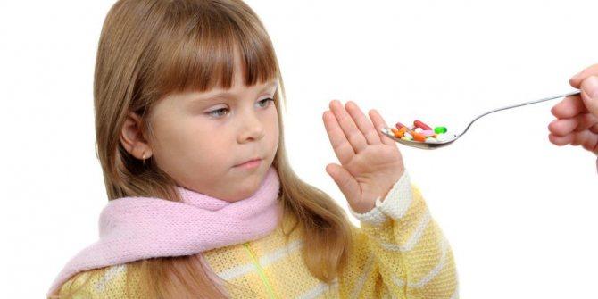 Прийом ліків - причина гастриту