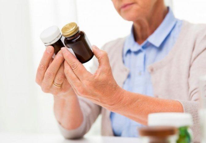 Прийом медикаментозних засобів обов'язковий при лікуванні деменції