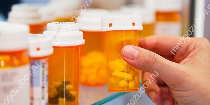 застосування антибіотиків при лікуванні фістули