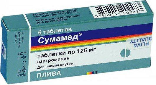 застосування антибіотиків