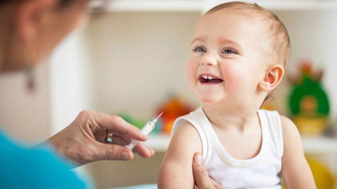 щеплення від застуди у дитини
