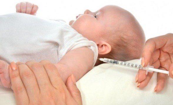 щеплення вакциною