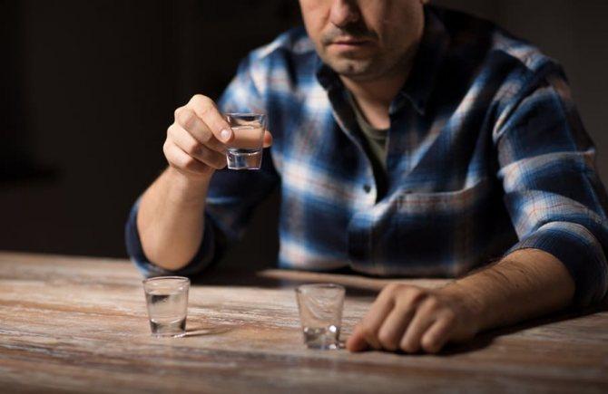 Ознаки побутового алкоголізму
