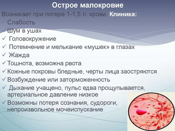Ознаки внутрішньої кровотечі: симптоми, відчуття, перша допомога, наслідки