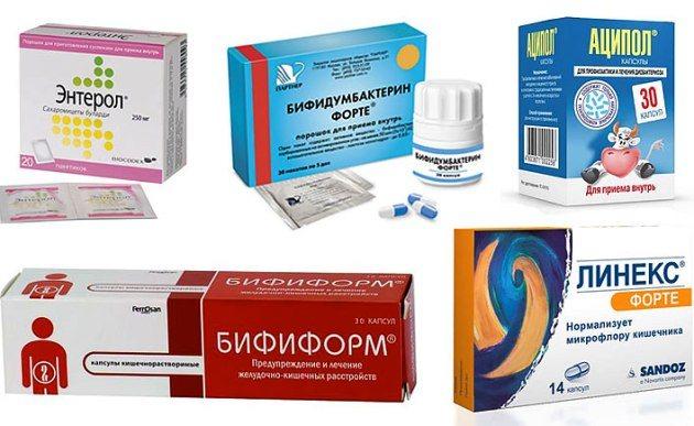 пробіотики при лікуванні кишкової палички