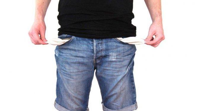 проблеми з фінансами