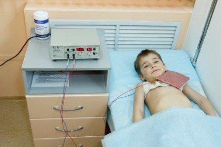 процедури фізіотерапії