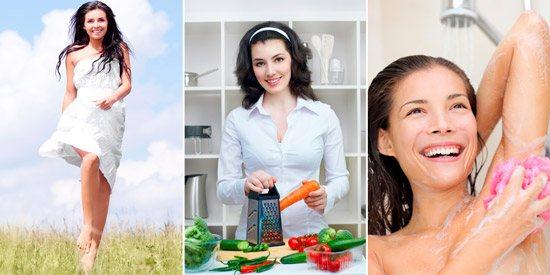Прості Способи зниженя пітлівості: легкий одяг, правильне харчування, Дотримання гігієні