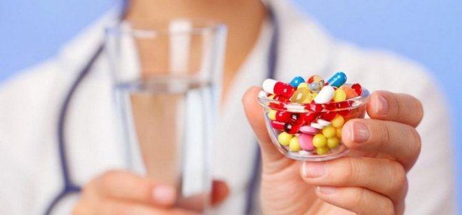 противірусні препарати при пневмонії