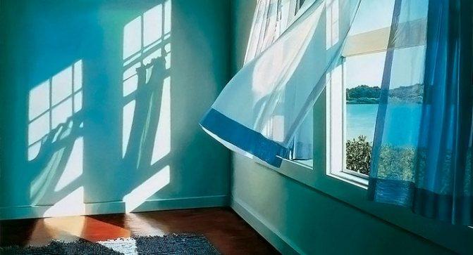 Провітрюйте кімнату перед сном