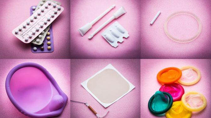 шляхи контрацепції