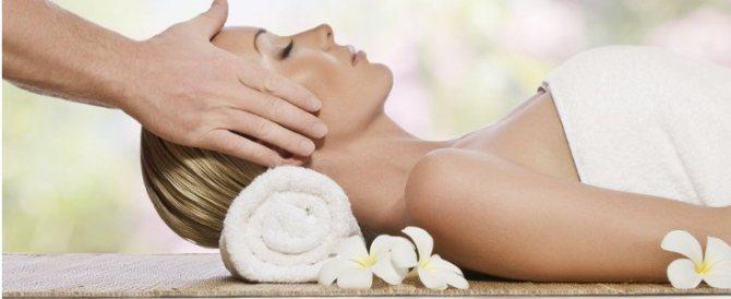 Розслабляючий масаж всього тіла