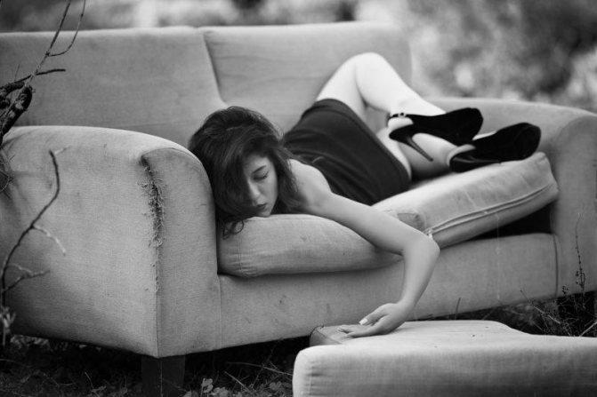 Розлади сну при депресії