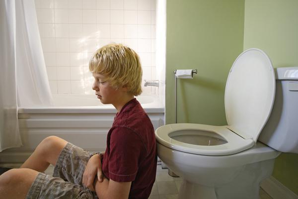 Розлад кишечника у дитини