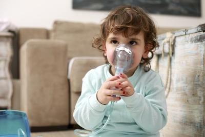розчин для інгаляцій від кашлю для дітей