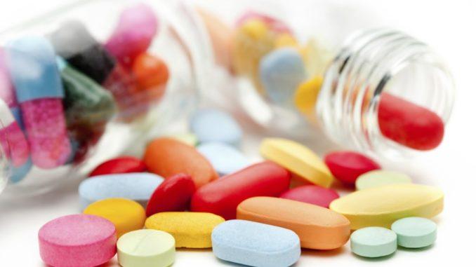 різні препарати