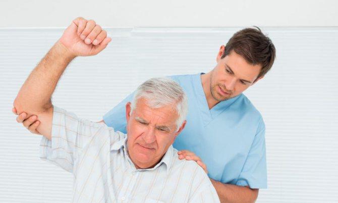 Реабілітація после інсульту