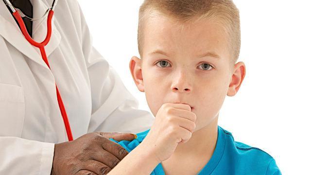 дитина хворіє